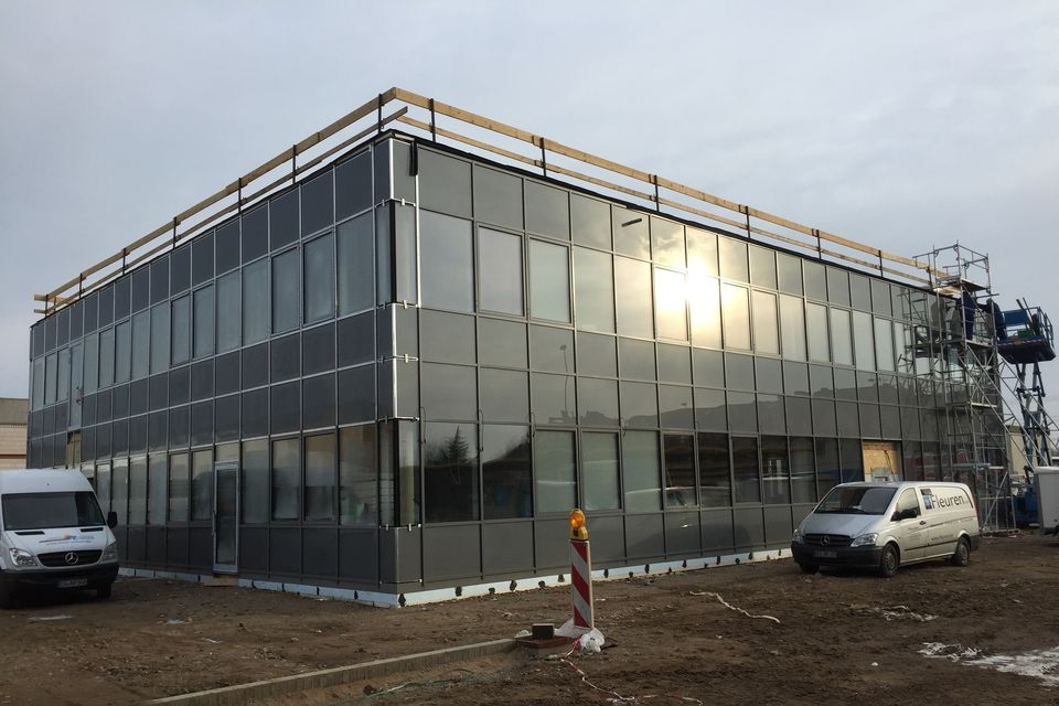 Strick architekten euskirchen k ln bonn aktuelle baustellenbilder - Architekt euskirchen ...